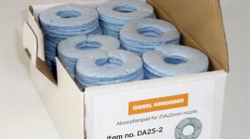Absorptionsfilter für Diesel Absorber