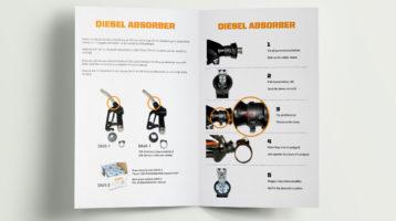 Herunterladen PDF – Passe den DA-40 für Slimline 2 an